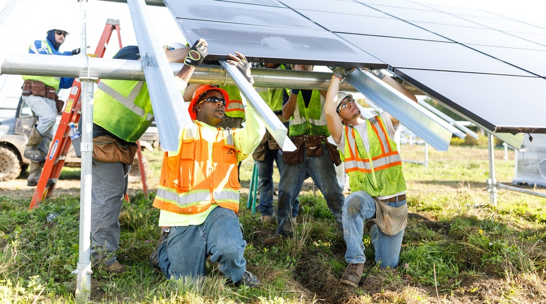 Commercial Solar EPC - Borrego Solar